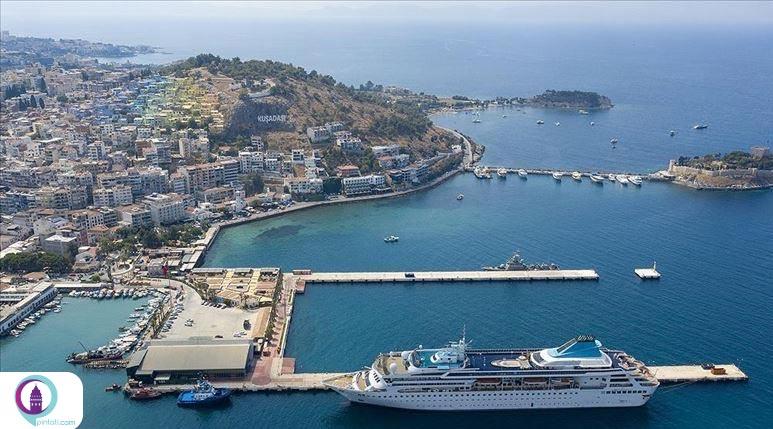 کشتی تفریحی ترکیه