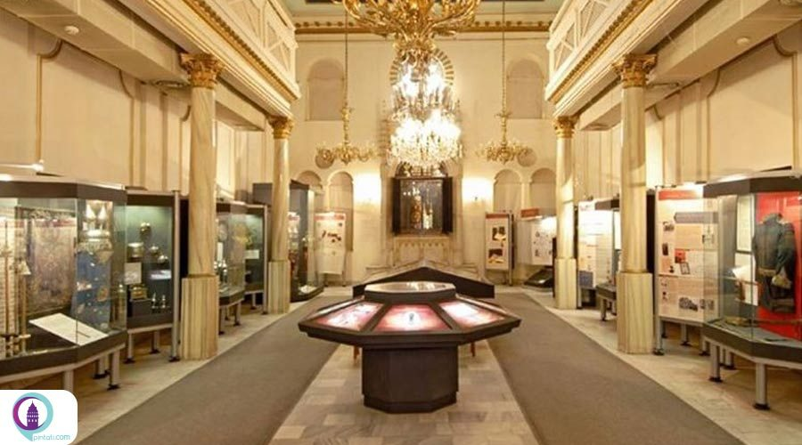 بازدید از موزهها و اماکن تاریخی در ترکیه افزایش یافته