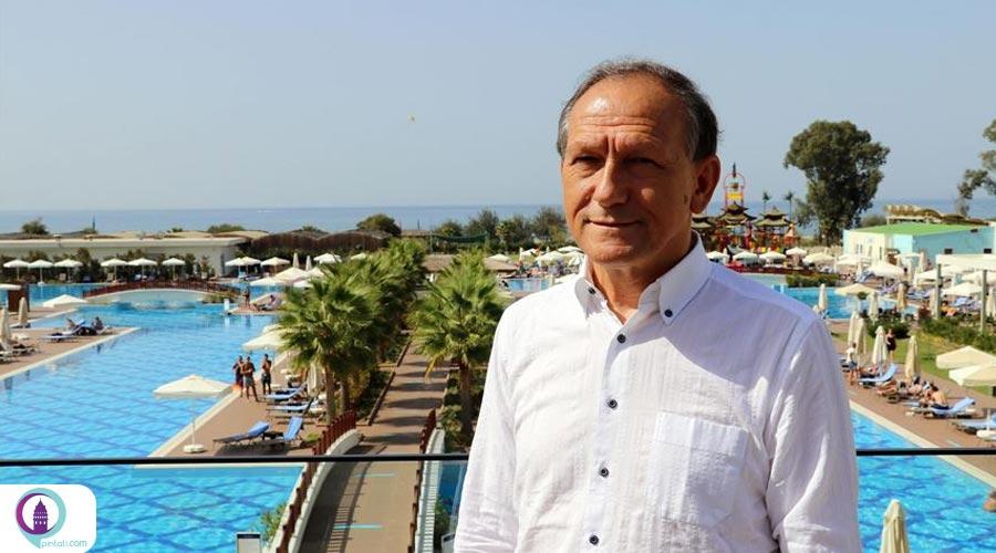 ظرفیت هتل ها در ترکیه