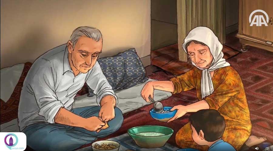 استقبال از آثار نقاش ایرانی در ترکیه