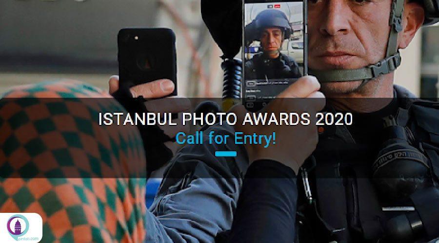 نمایشگاه «جوایز عکس استانبول 2020» در آنکارا