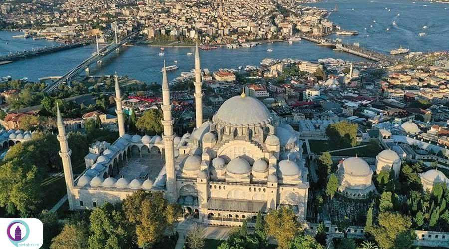 مسجد سلیمانیه؛ شناسنامه استانبول 463 ساله شد