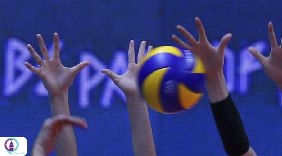 نایب قهرمانی تیم والیبال دختران