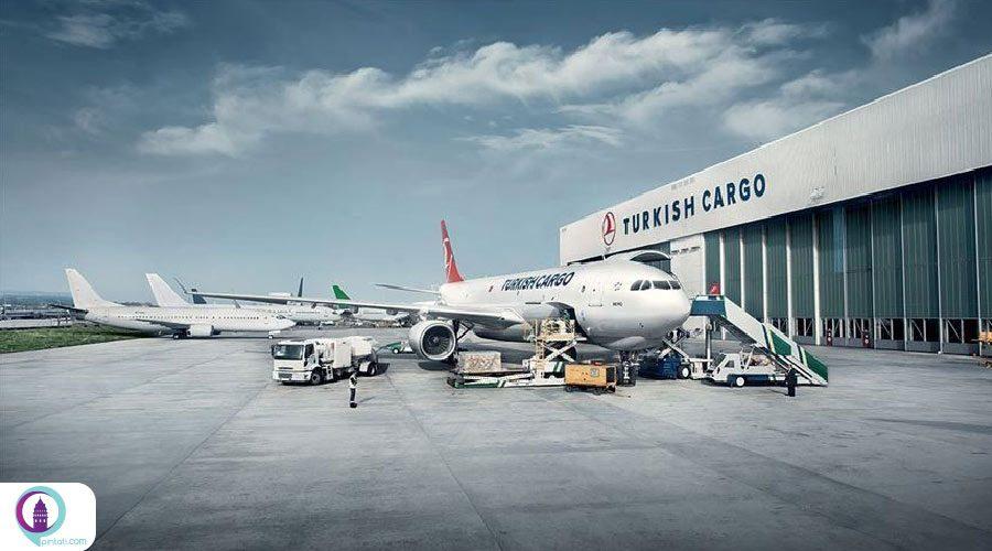 خطوط هوایی ترکیه،ترکیش کارگو به عنوان بهترین برند حمل و نقل هوایی اروپا انتخاب شد