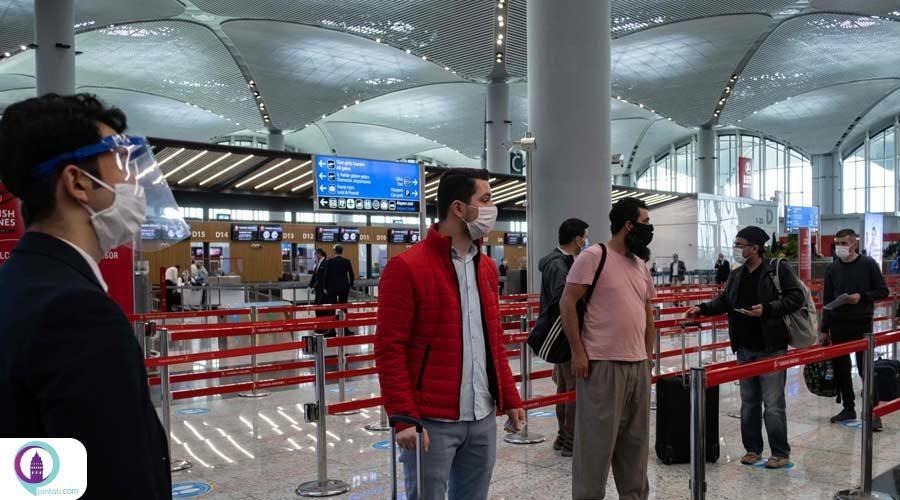 افزایش حجم تردد مسافران از فرودگاه صبیحه گوکچن استانبول