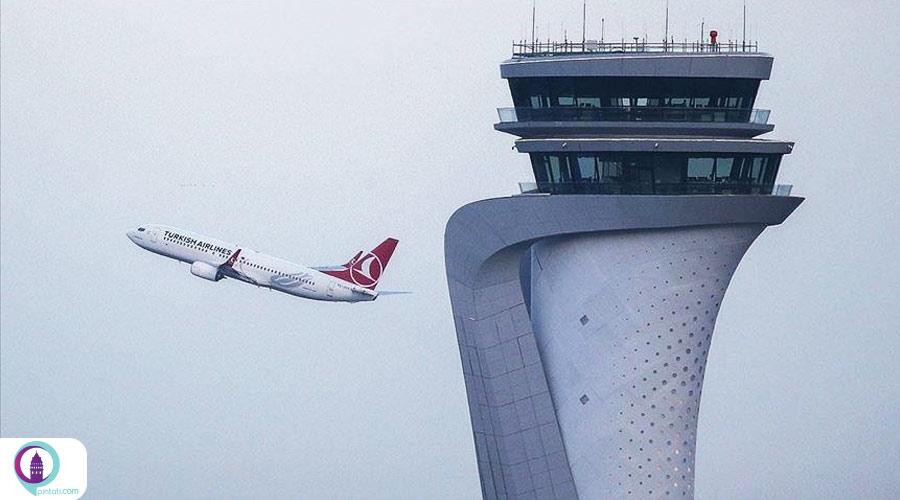 پرترافیکترین فرودگاه