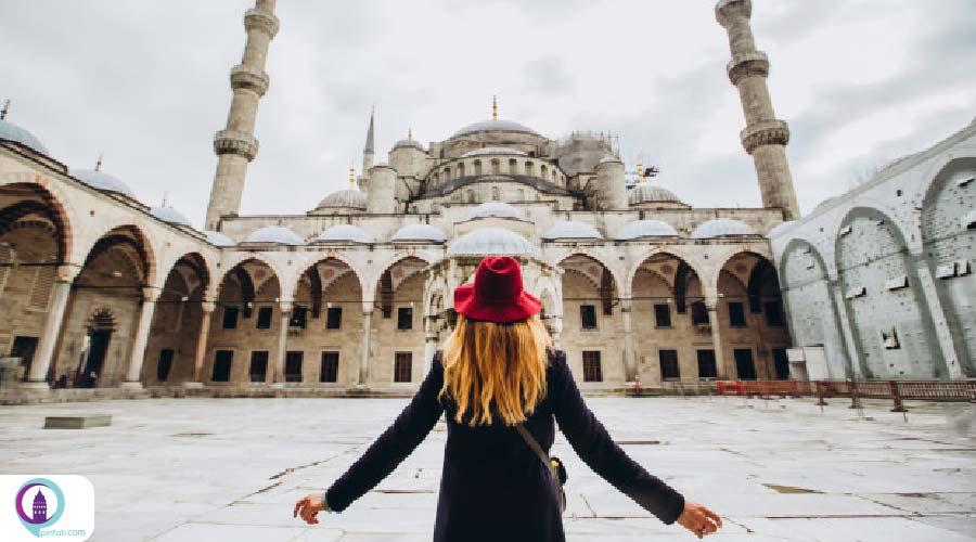 تفاوت استانبول با آنتالیا