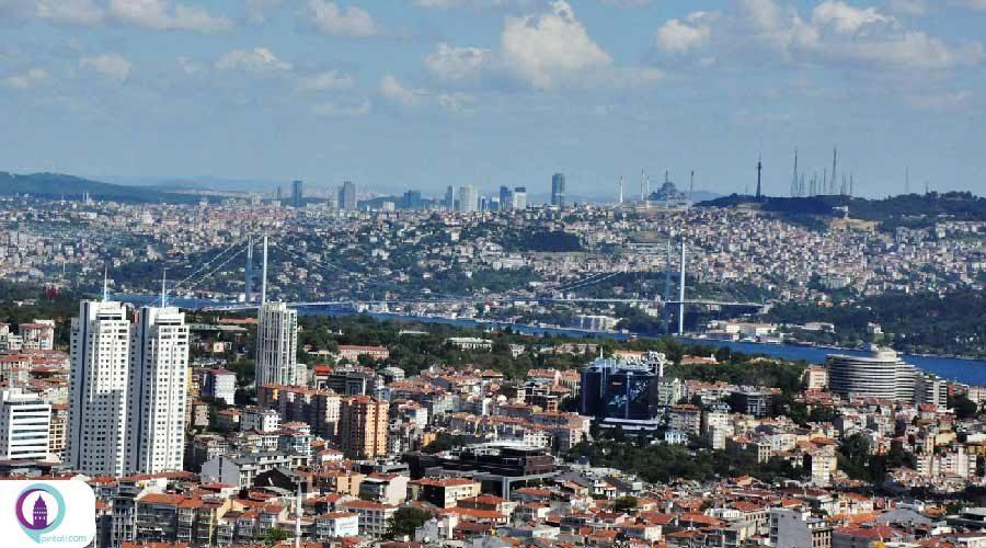 بررسی محله بومونتی استانبول