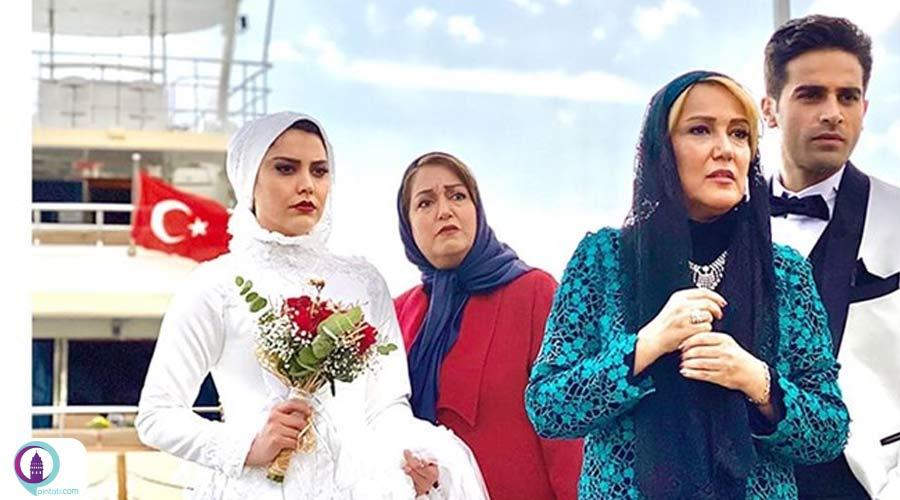 عوامل سریال ایرانی در ترکیه