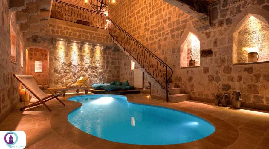 هتلهای آبگرم ترکیه