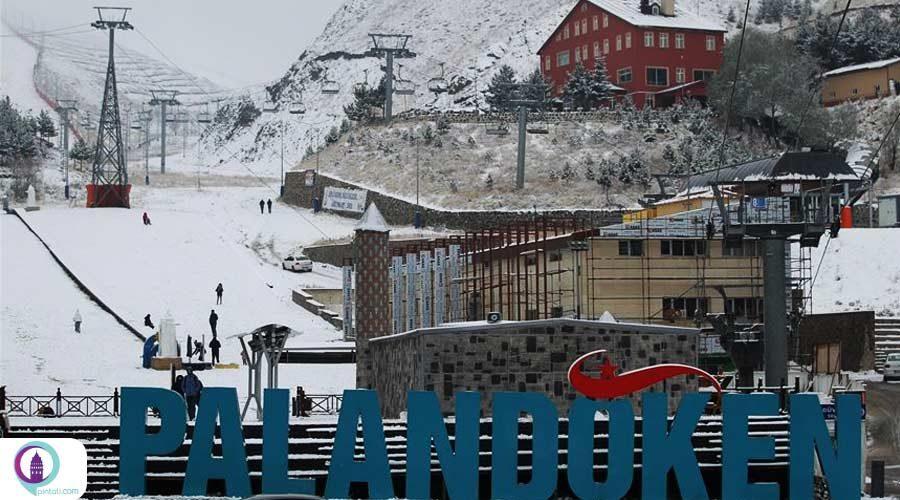 آمادگی ارزروم برای میزبانی از گردشگران در فصل زمستان