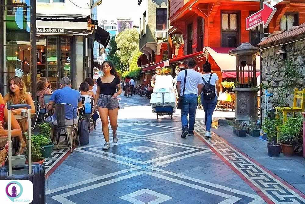 قیمت آپارتمان در بغداد استانبول