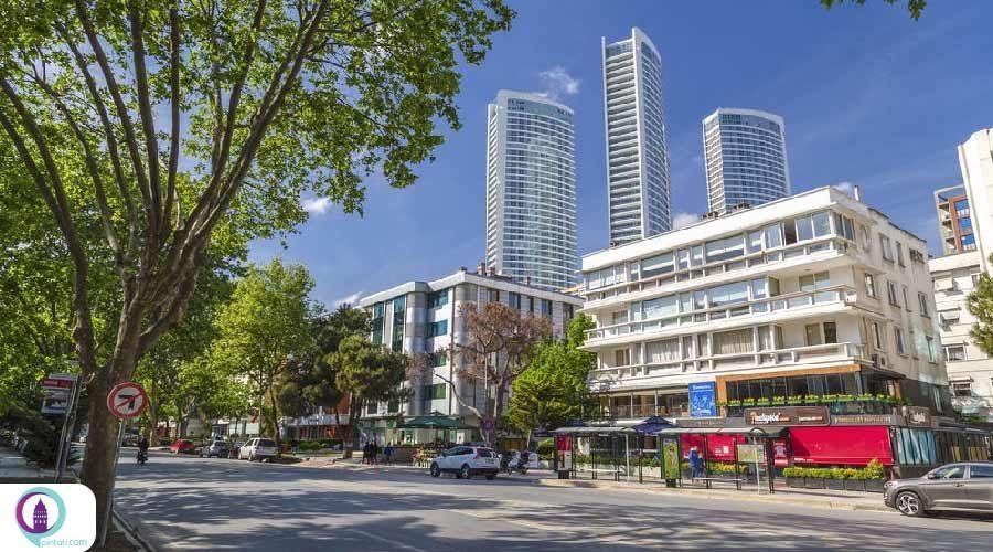 قیمت آپارتمان در خیابان بغداد استانبول