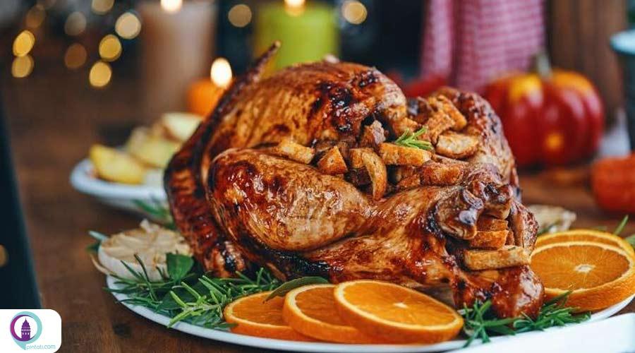 بوقلمون محبوب ترین شام شب سال نو