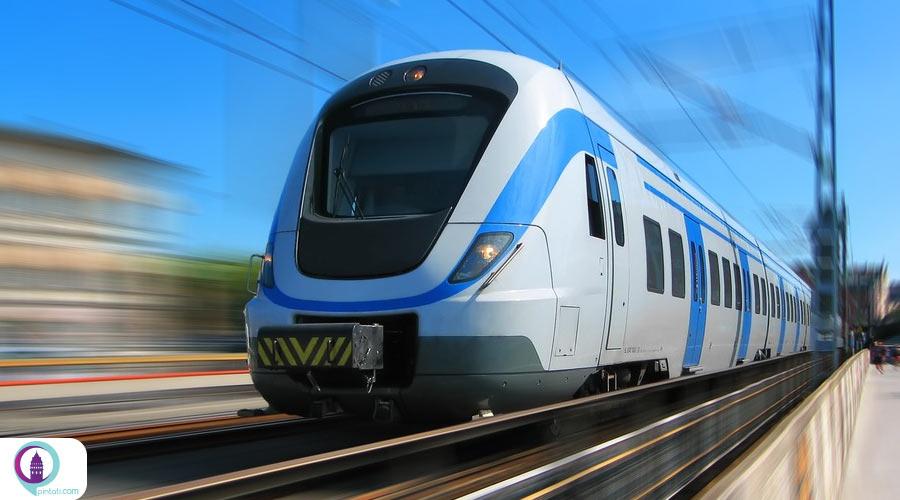 روند تولید قطار برقی در ترکیه