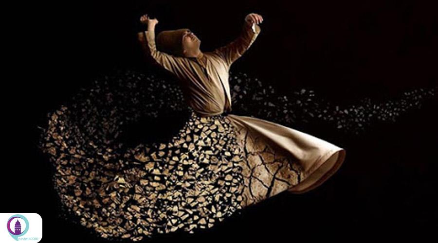 مراسم وفات مولانا