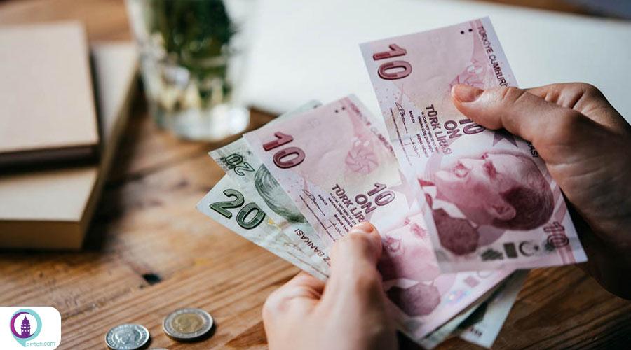 میزان افزایش حقوق در ترکیه