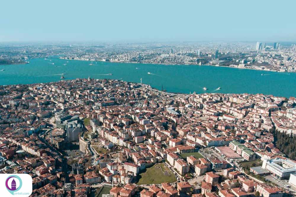 اقامت کوتاه مدت در استانبول