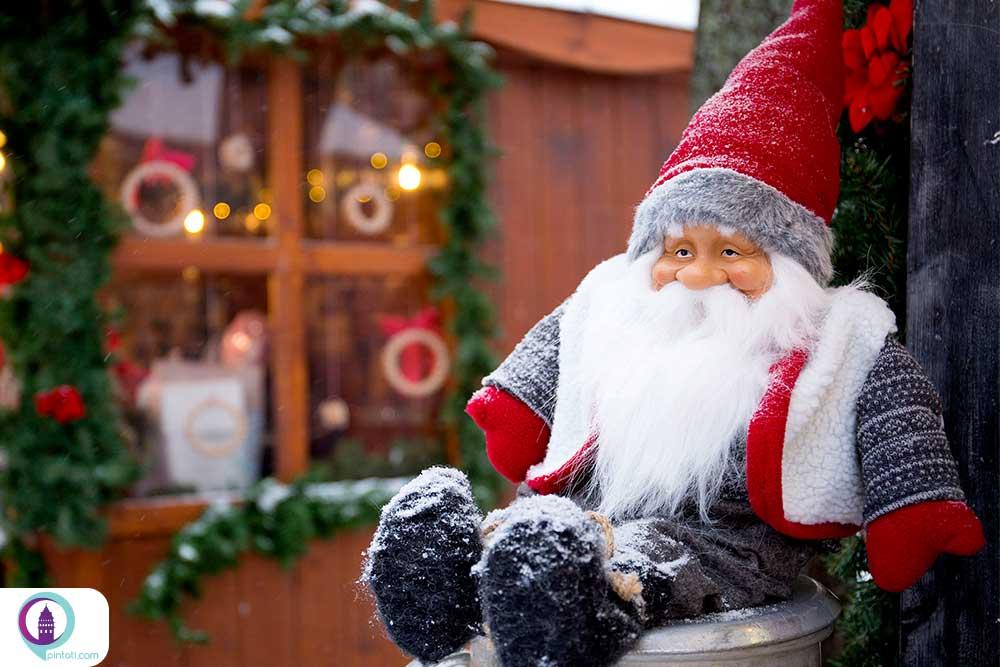 آیا کریسمس برگرفته از شب یلداست؟