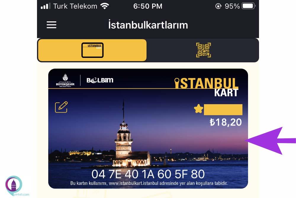 اضافه-کردن-استانبول-کارت