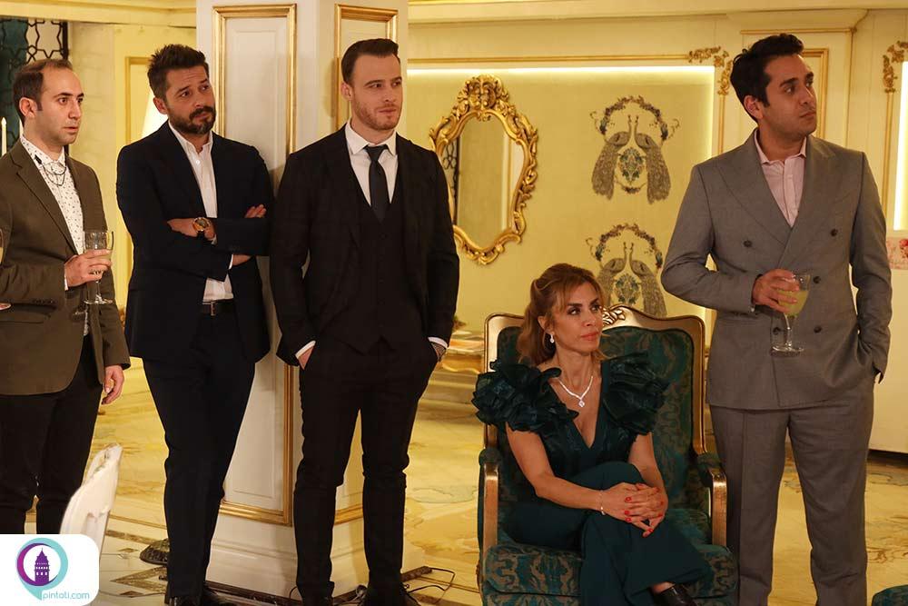 سریال ترکی تو در خانه ام را بزن