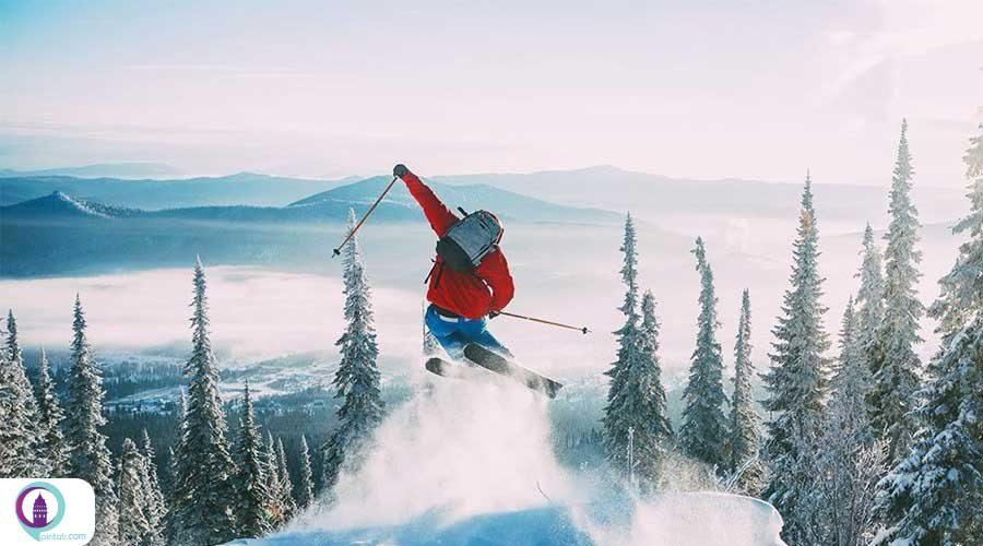پیست اسکی کارتپه در کجائلی kocaeli