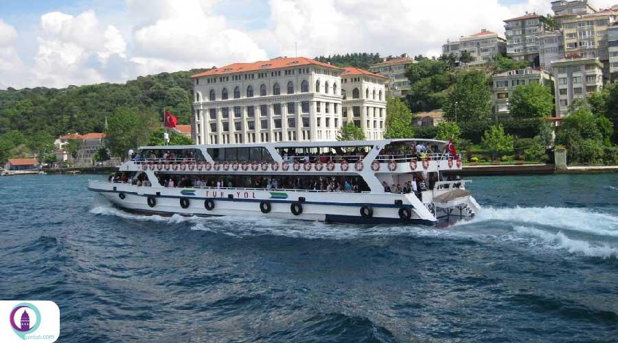 کشتی های مسافربری استانبول