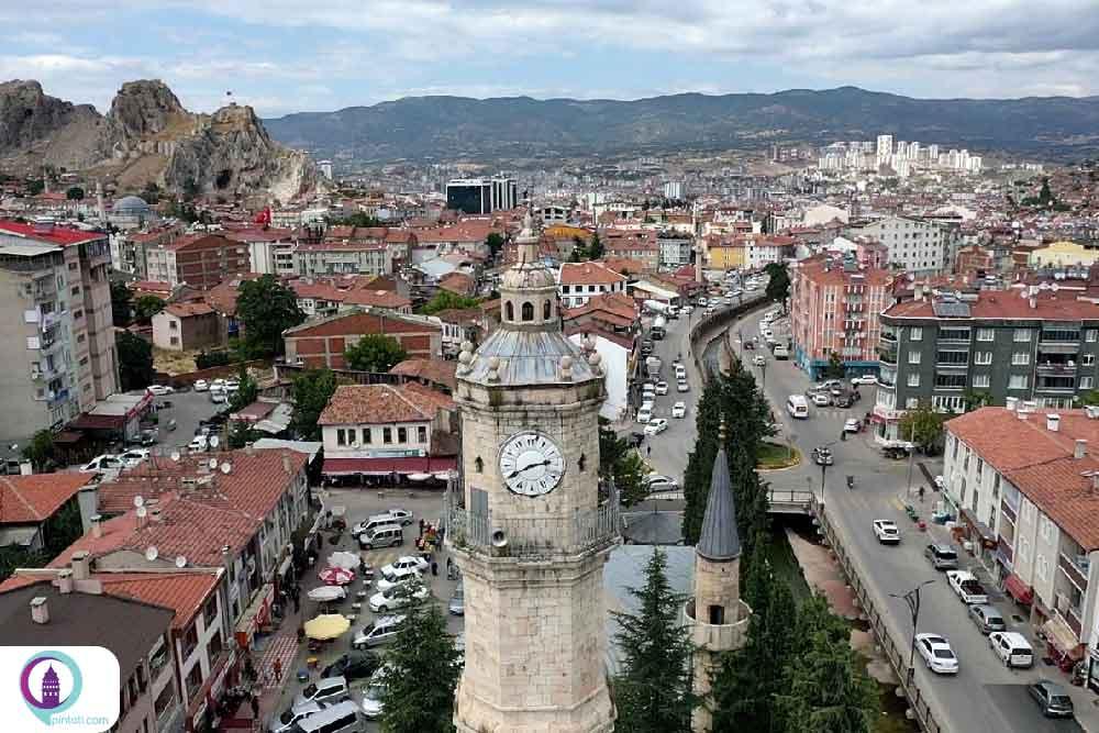 قلعههای ساعتی ترکیه