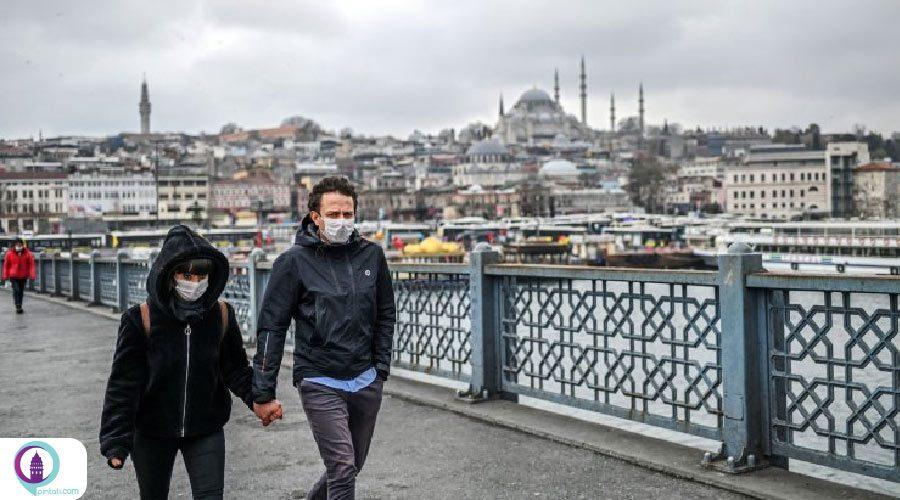 اتمام قرنطینه ترکیه