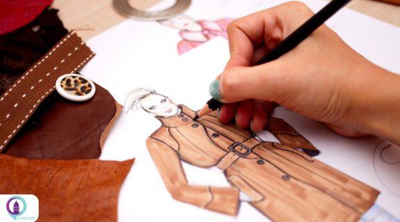طراحی لباس در ترکیه