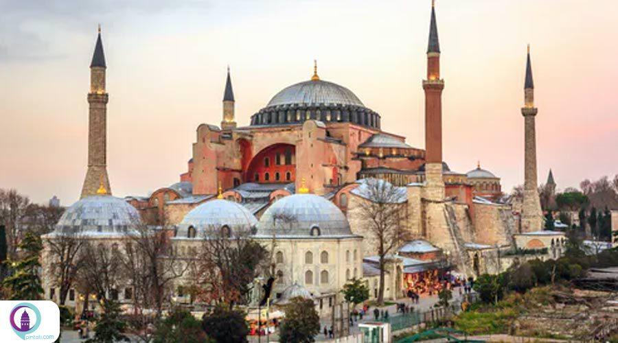 آزادی ایاصوفیه بعد از 7 سال