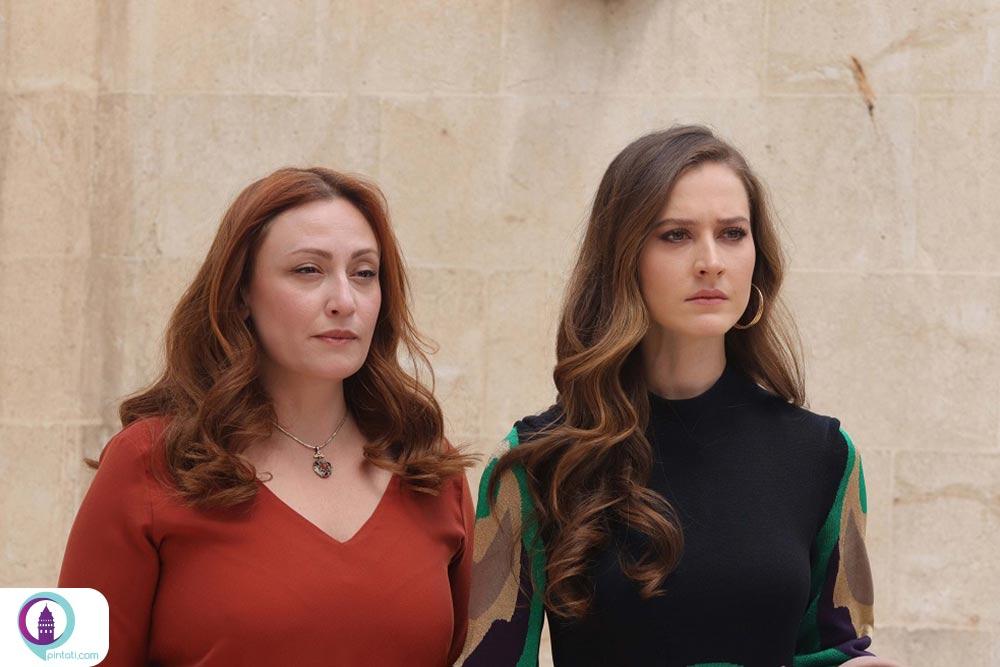 سریال ترکی هرجایی