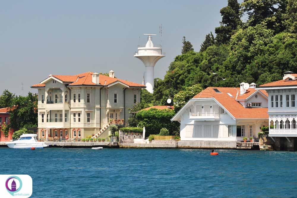 روستای کانلیجا در استانبول
