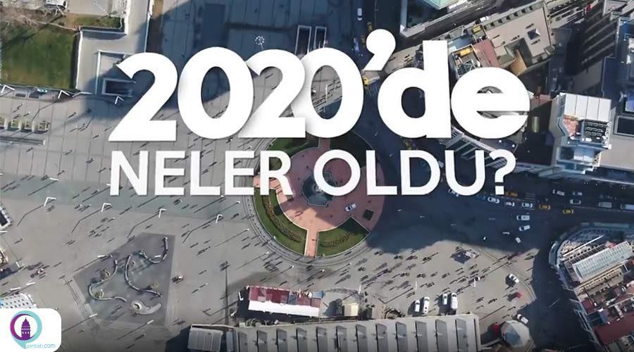 برخی دستاوردهای شهرداری استانبول در سال 2020