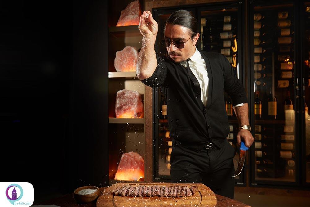 نصرت، آشپز معروف ترکیه