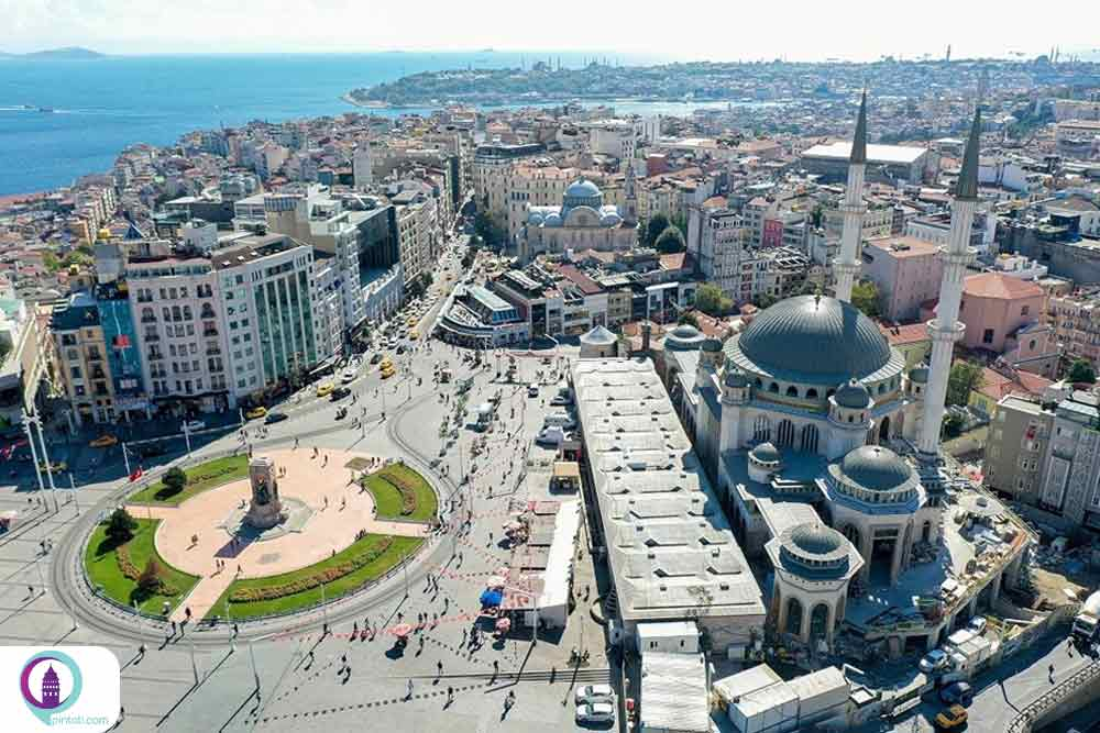 تکمیل ساخت مسجد میدان تکسیم