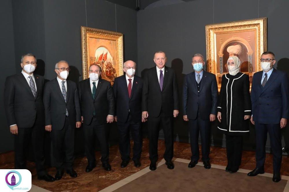 کلکسیون نقاشیهای ترکیه