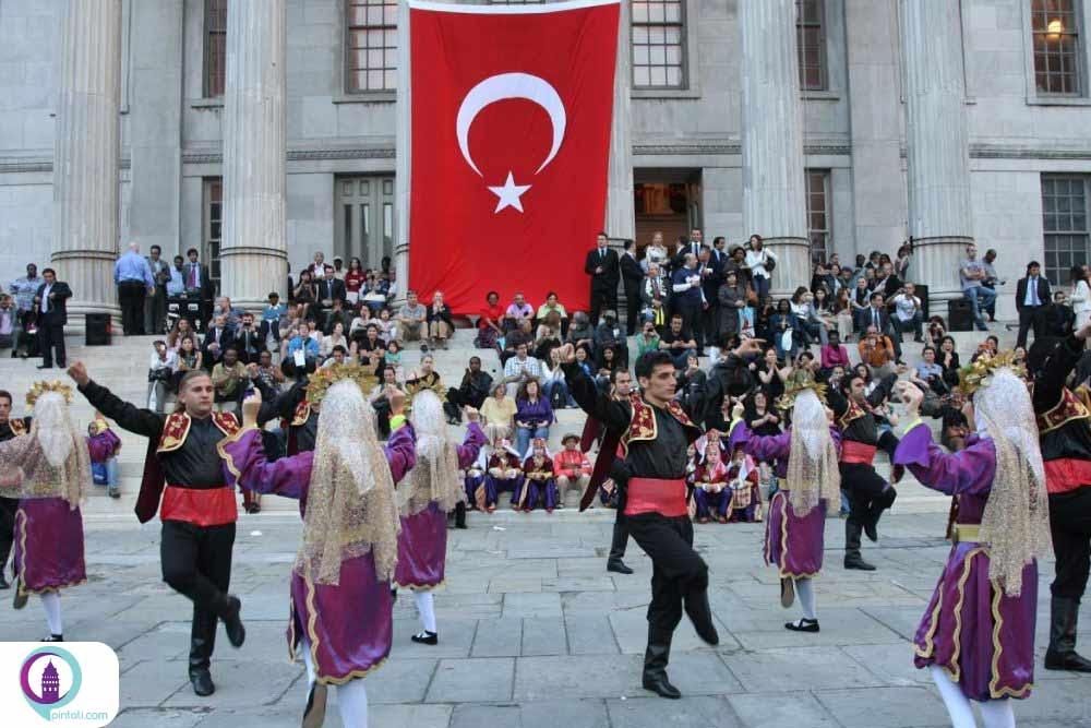 تفاوت های فرهنگی ایران و ترکیه۱