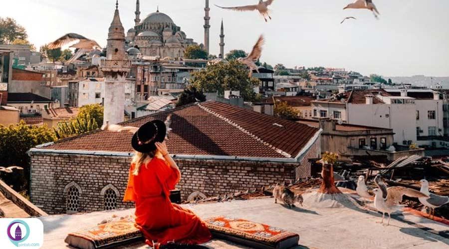 تفاوت های فرهنگی ایران و ترکیه