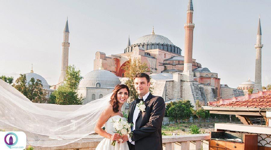 رسم و رسوم ازدواج در ترکیه