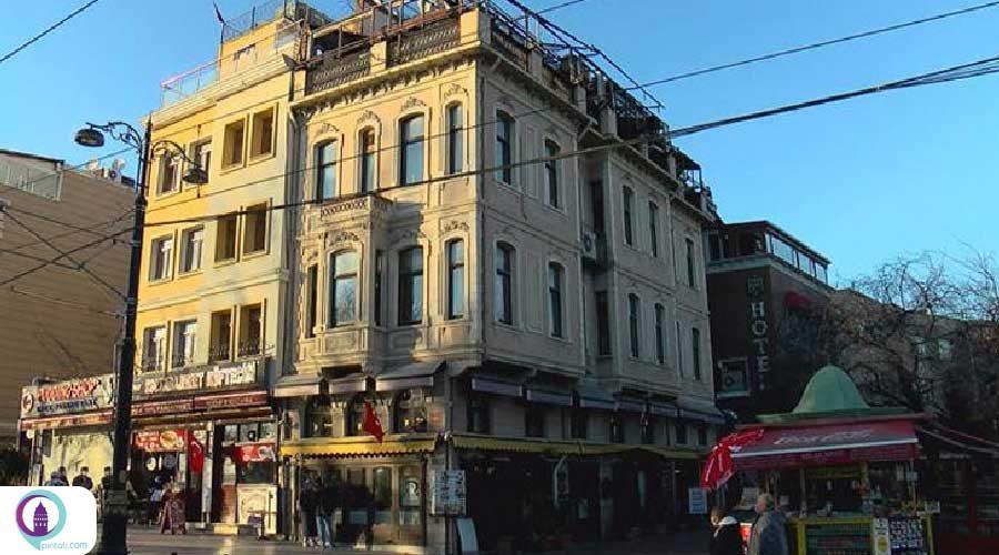 فروش یکی از یادگارهای تاریخی استانبول!