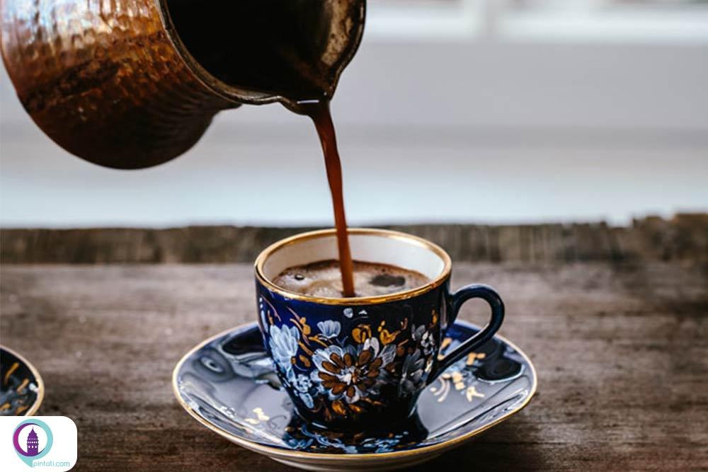 انواع قهوه ترک- آدنا