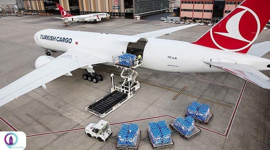 ترکیش کارگو در میان 5 شرکت مهم باربری هوایی جهان