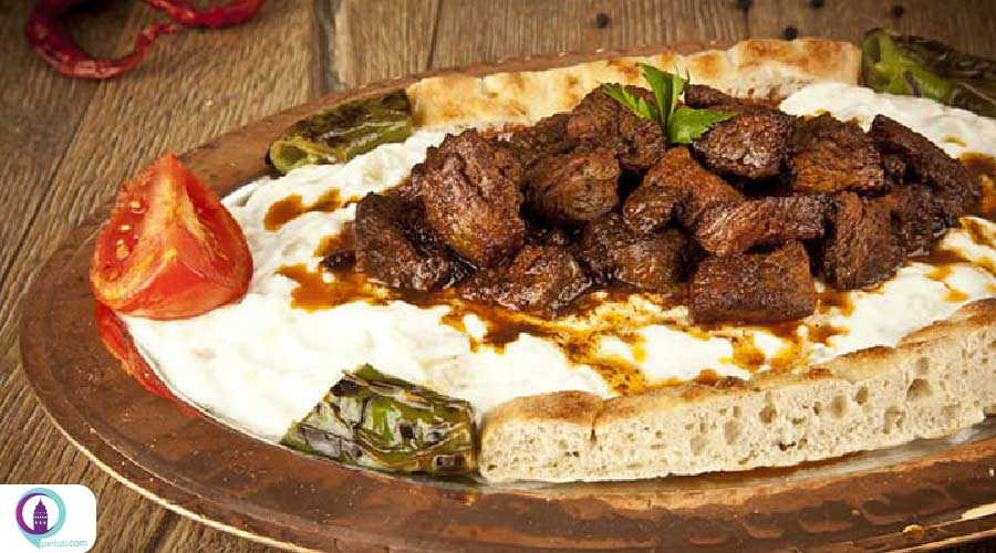 علی نازیک غذای ترکی