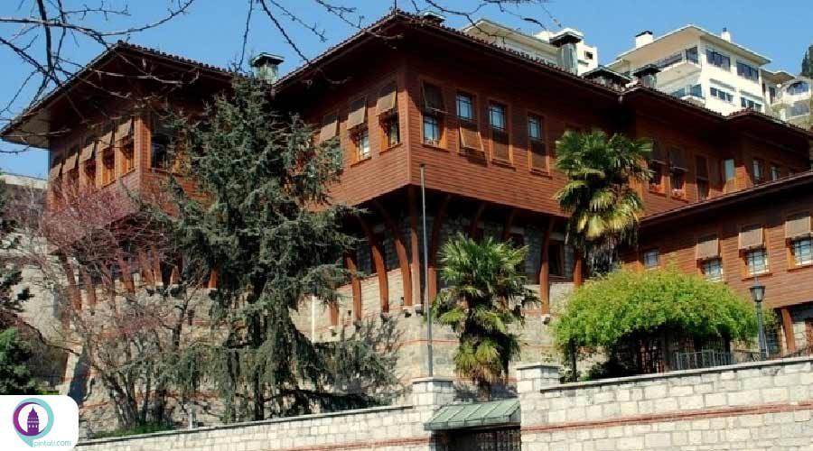 حکایت جالب عمارت مارها در ترکیه