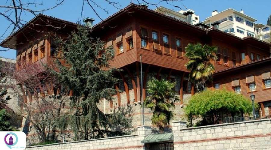 عمارت مارها در ترکیه