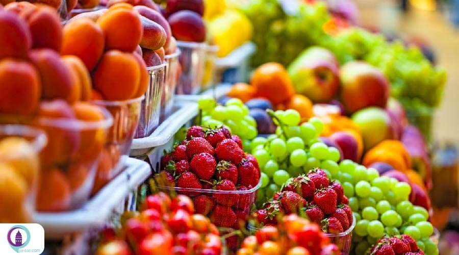 آموزش ترکی، اصطلاحات مربوط به میوه فروشی