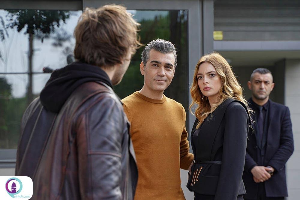 سریال ترکی بی صداقت