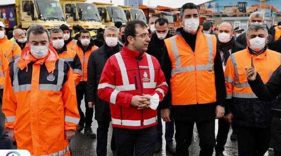 شهرداری استانبول در وضعیت آماده باش!