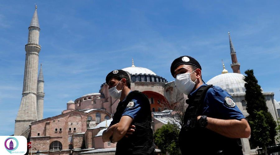 محدودیت رفتوآمد در سراسر ترکیه